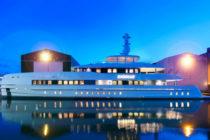 Heesen Yachts launch YN 16750, Sibelle