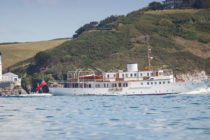 Malahne re-launched after refit
