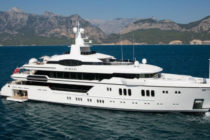 Sunrise Yachts launches 63 metre Irimari