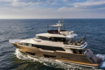 Custom Line launches second Navetta 28