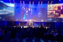 CRN Saramour wins at World Superyacht Awards