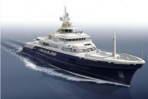 Hakvoort building 207 foot superyacht