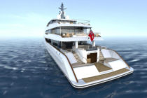 New 66m Feadship project sold