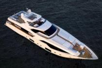 Ferretti launches first Custom Line 108'