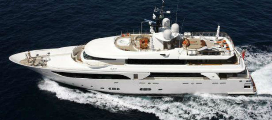 Burgess sells CRN superyacht Kate