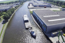 Mulder launch their largest ever superyacht