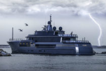 Atlante and Eight leave CRN shipyard