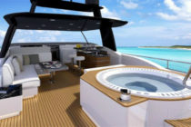 Horizon Yachts presents FD85 model