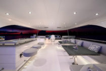 Horizon Yachts launches first E88 open flybridge superyacht