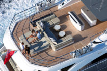 Princess 35M delivered to Middle Eastern owner