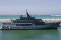 55 metre Atlante launched from CRN