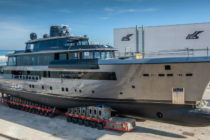 CRN to launch new 55 metre superyacht