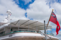 Siran relaunched after refit at Feadship