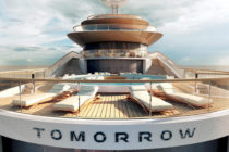 Pride Mega Yachts starts construction on 109m Tomorrow