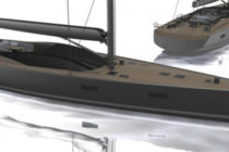 Vitters starts construction of 33m sailing yacht