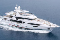 Edmiston sells Benetti's Oryx