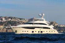 Princess 40M wins Best Worldwide Semi Custom Built Yacht