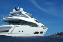 Sunseeker presents 95 model