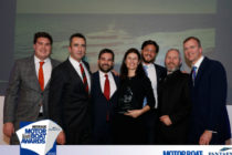 "Custom Line Navetta 28's success at the ""Motor Boat Awards"""