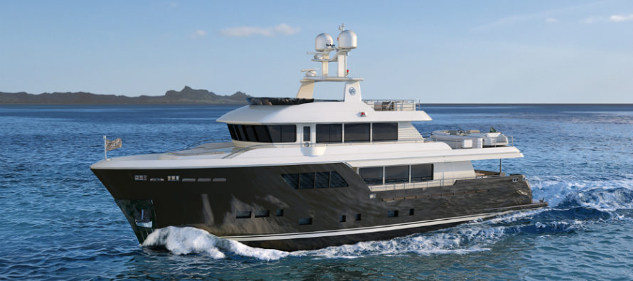 Cantiere delle Marche receive order for Darwin Class 102
