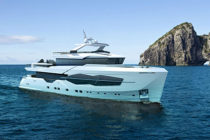 Burgess Yachts creates 32.5 metre Numarine 32XP