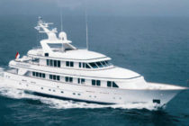 Y.CO sells 40-metre Feadship Seaflower