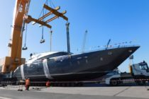 AB Yachts launches 30-metre vessel AB 100