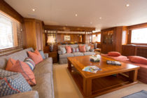 Pendennis shipyard redelivers the Feadship Constance