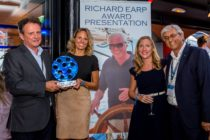 2016 Richard Earp Award won by Alex Lees-Buckley in Monaco