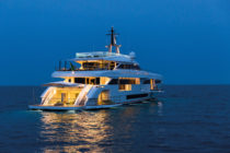'Genesi' WIDER 150 wins MYS/RINA AWARD