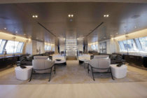 S/Y Sybaris wins 'best interior' at Monaco Yacht Show