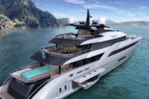 Keel laid for 66m Nuvolari Lenard yacht
