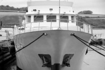Benetti Il Odyssey arrives at Pendennis for refit