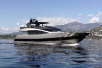 M/Y Merrick sold by West Nautical
