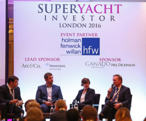 Superyacht Investor London 2017