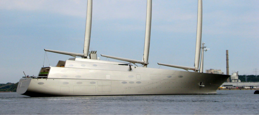 Sailing Yacht A released from arrest