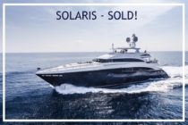 Solaris sold by Princess Yachts Monaco