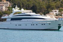 33m Non Plus Ultra sold by Northrop & Johnson