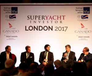 Superyacht Investor London 2018