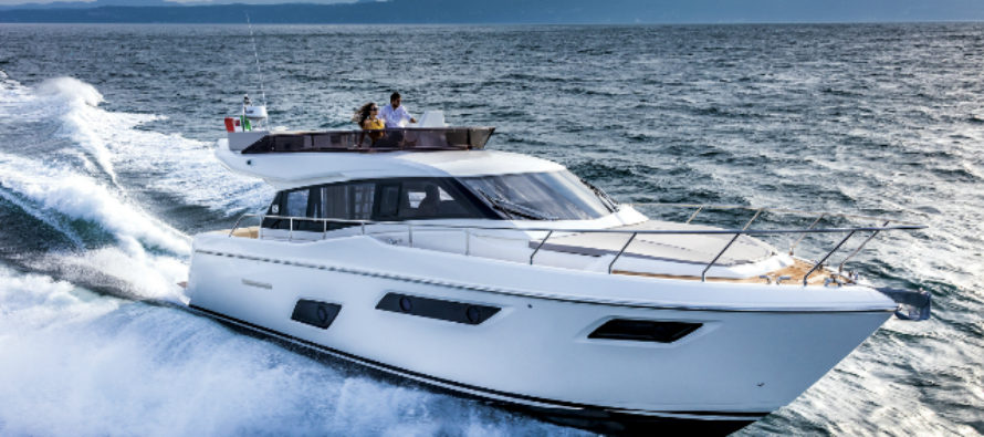 Ferretti Yachts 450 wins double