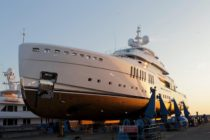 M/Y SEASENSE launched by Benetti