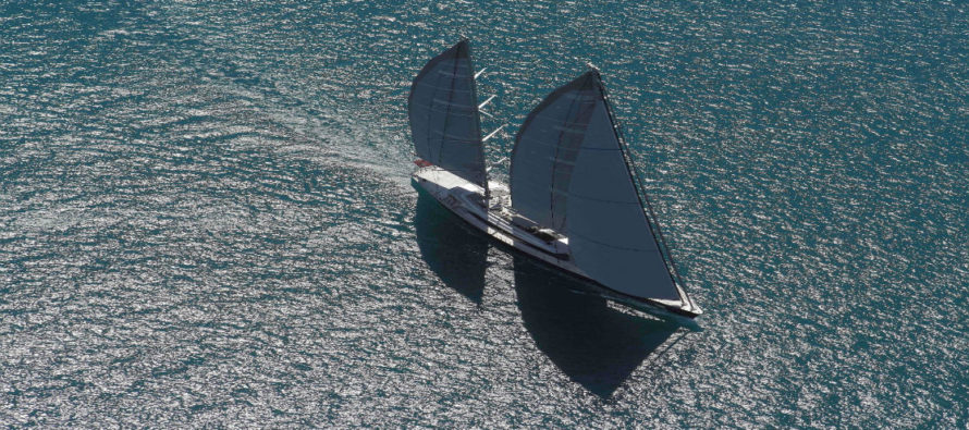 Perini Navi wins two awards at the 2017 World Superyacht Awards