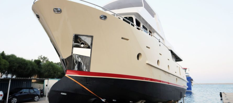 Third Bering 65 'Golden Mile' launched