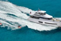 Horizon unveils the V67 motoryacht
