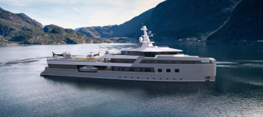 DAMEN sells its second SeaXplorer yacht