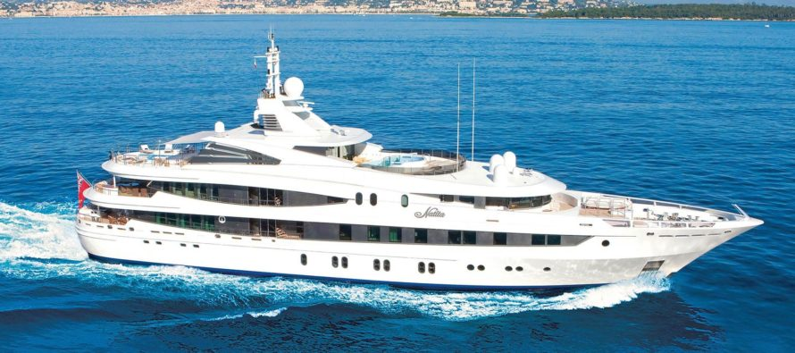 Repossession of the M/Y NATITA by Goldman Sachs shows how hard private banks work to avoid taking yachts back