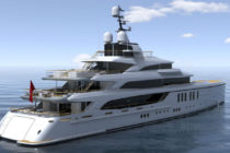 Benetti sells a custom FB276 Yacht