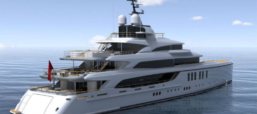 Benetti sells a custom FB276 Yacht