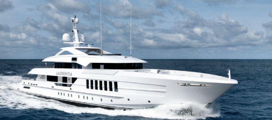 Heesen Yachts delivers new vessel