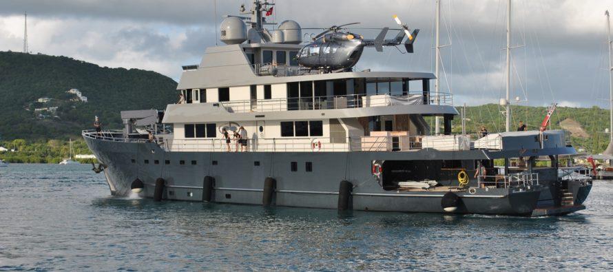Nigel Watson Q&A: Helidecks on Yachts